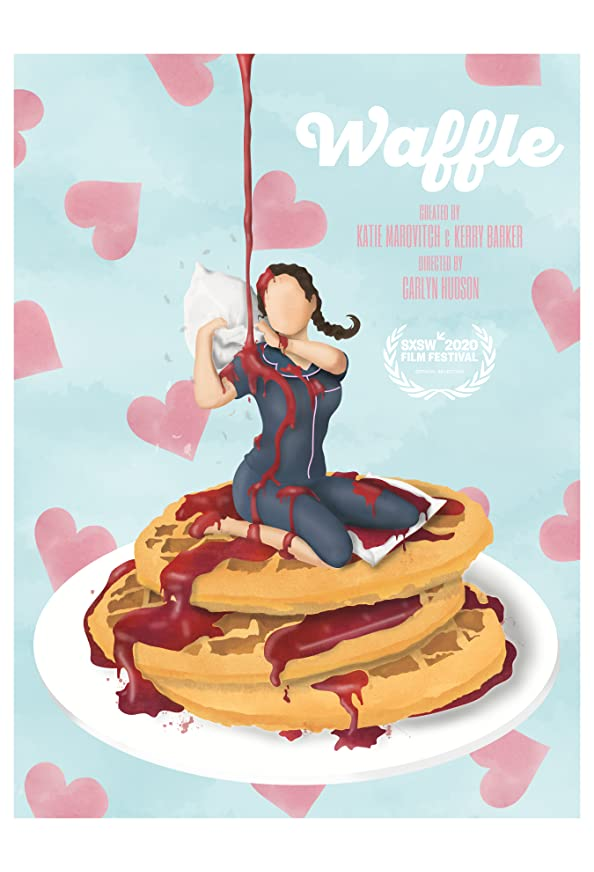 Waffle kapak