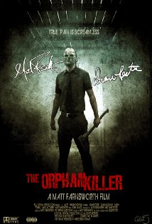 The Orphan Killer kapak