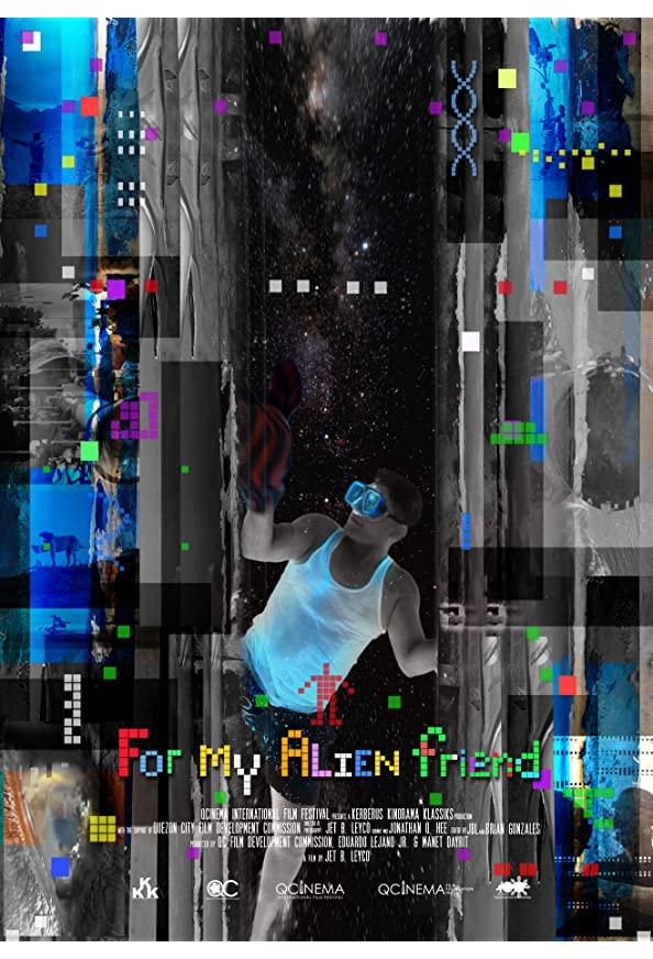 For My Alien Friend kapak
