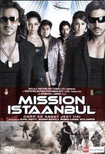 Mission Istaanbul: Darr Ke Aagey Jeet Hai! kapak
