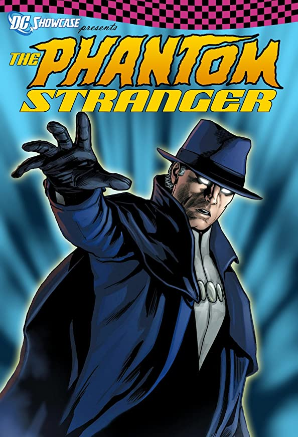 The Phantom Stranger kapak