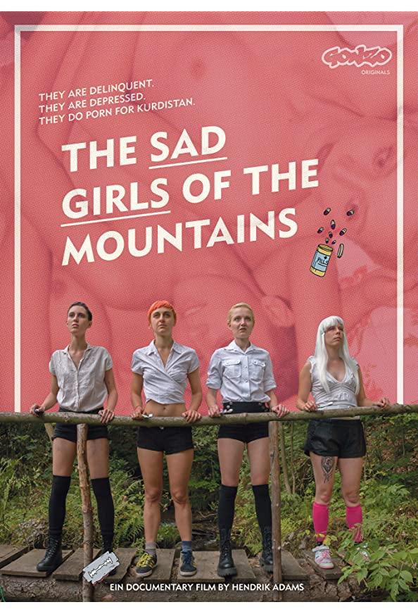 The Sad Girls of the Mountains kapak