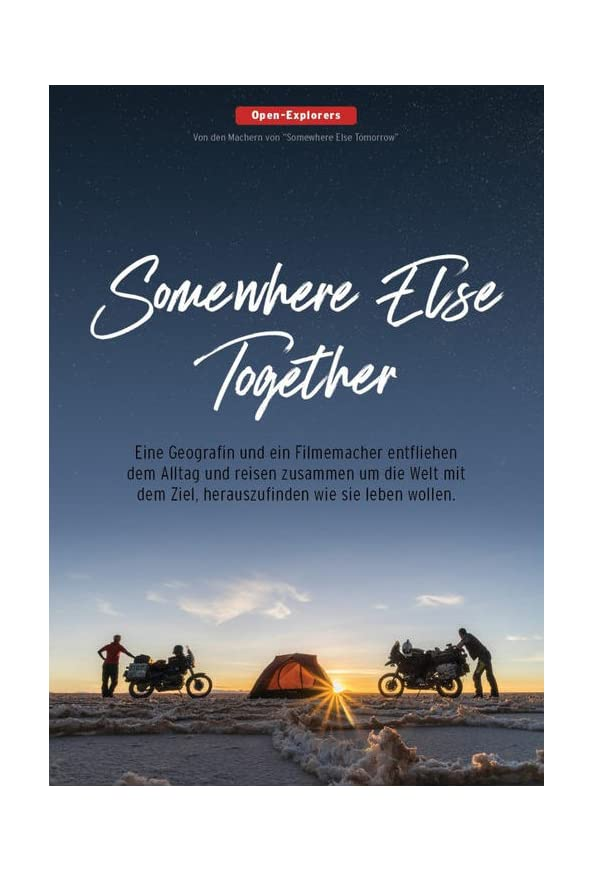 Somewhere Else Together kapak