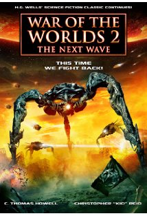 War of the Worlds 2: The Next Wave kapak