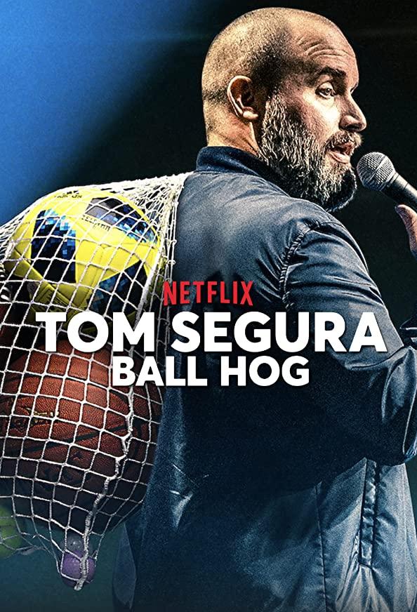 Tom Segura: Ball Hog kapak