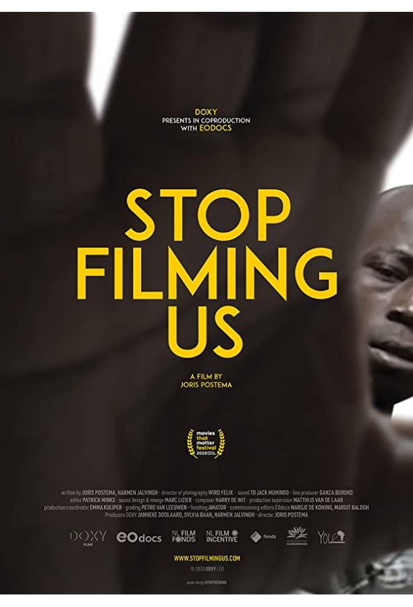 Stop Filming Us kapak