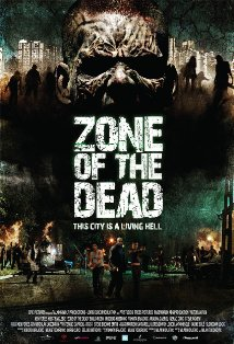 Zone of the Dead kapak