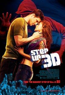 Step Up 3D kapak