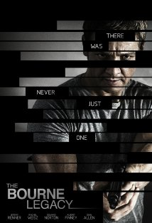 The Bourne Legacy kapak