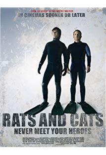 Rats and Cats kapak