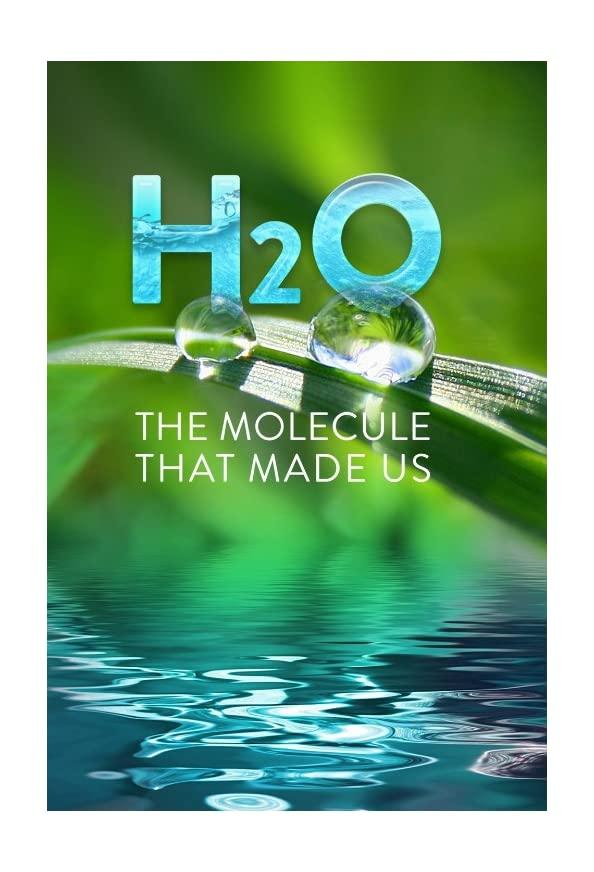 H20: The Molecule That Made Us kapak