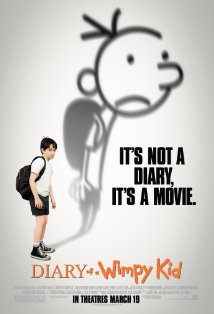 Diary of a Wimpy Kid kapak