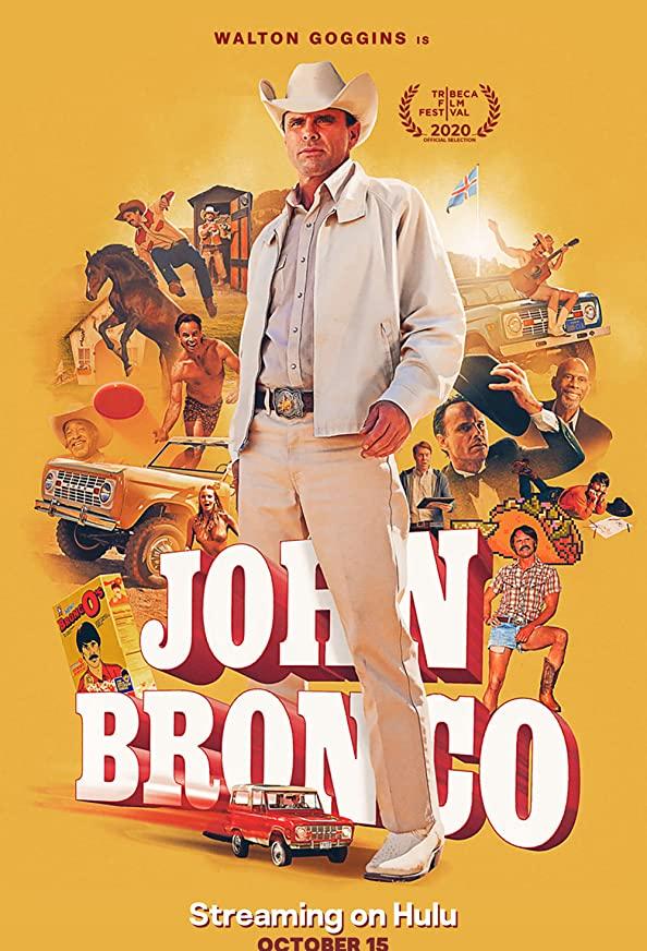 John Bronco kapak