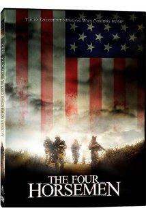 The Four Horsemen kapak