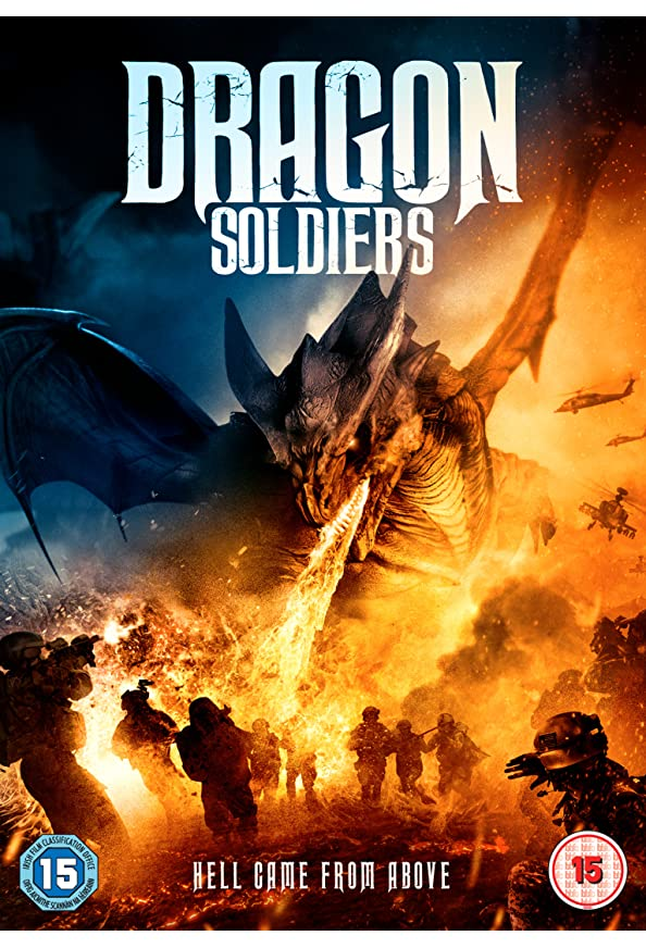 Dragon Soldiers kapak