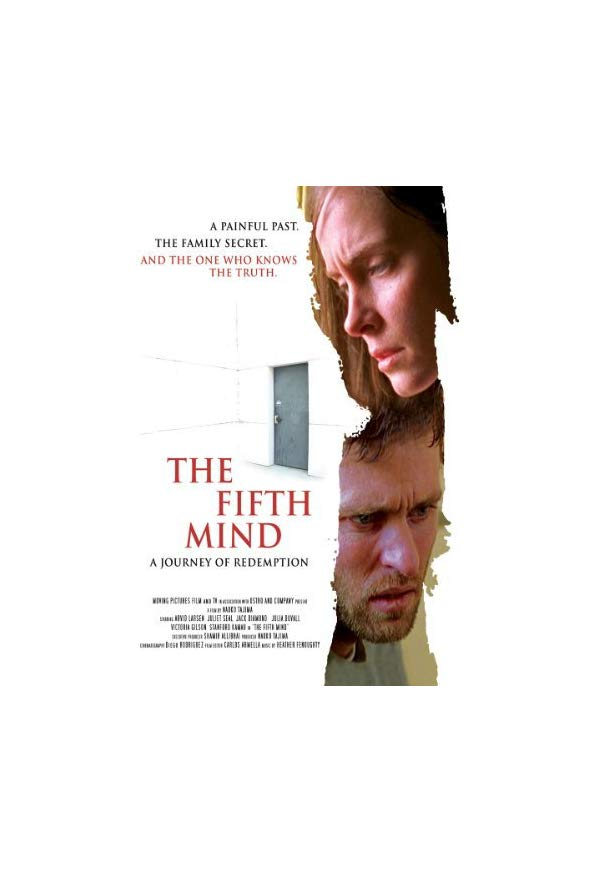The Fifth Mind kapak