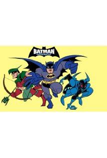 Batman: The Brave and the Bold kapak