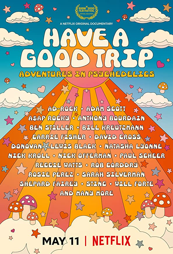Have a Good Trip: Adventures in Psychedelics kapak