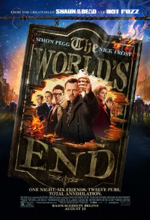 The World's End kapak