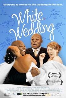 White Wedding kapak
