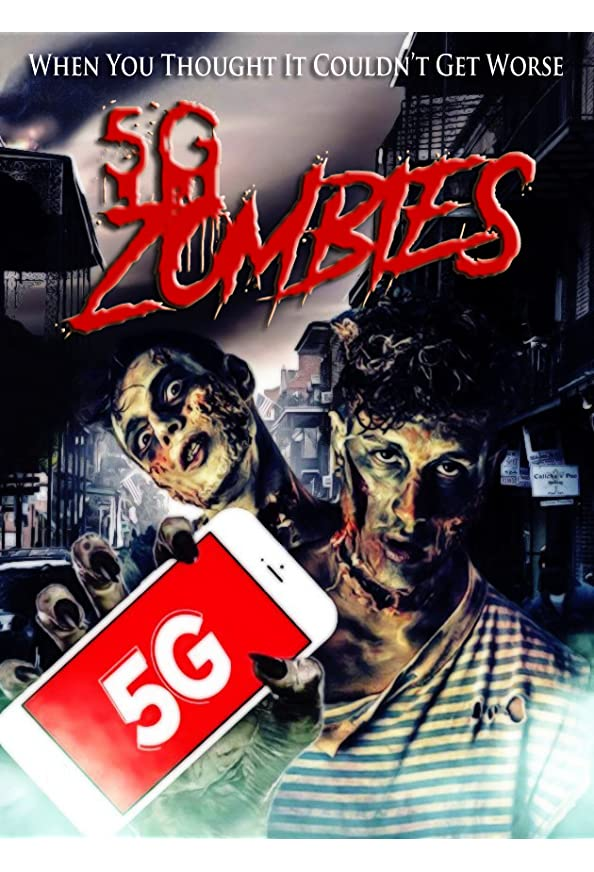 5G Zombies kapak