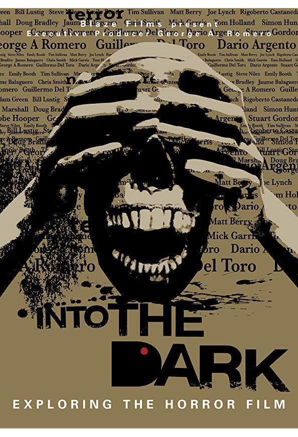 Into the Dark: Exploring the Horror Film kapak