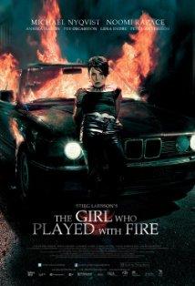 Flickan som lekte med elden  kapak