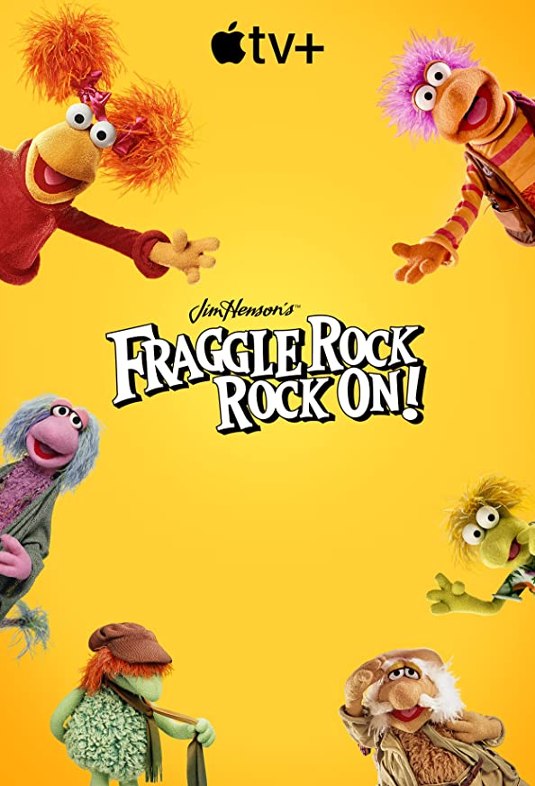 Fraggle Rock: Rock On! kapak