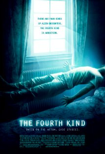 The Fourth Kind kapak