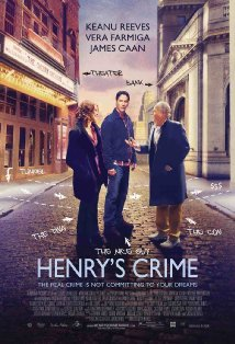 Henry's Crime kapak