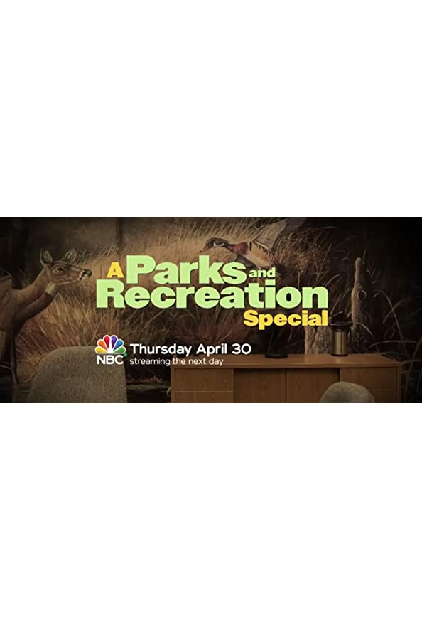 A Parks and Recreation Reunion Special kapak