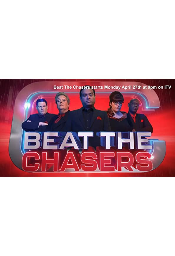 Beat the Chasers kapak