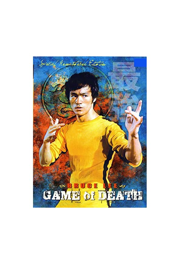The Game of Death kapak