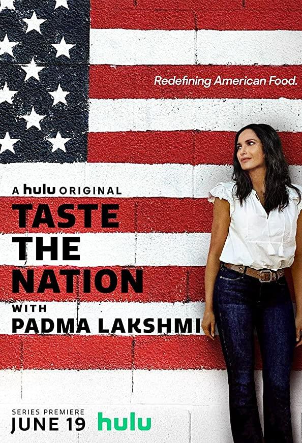 Taste the Nation with Padma Lakshmi kapak