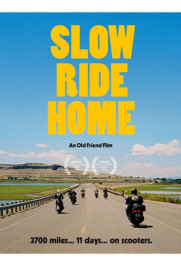 Slow Ride Home kapak