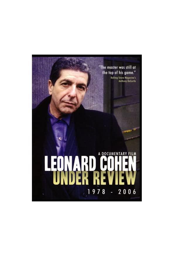 Leonard Cohen: Under Review 1978-2006 kapak