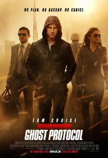Mission: Impossible - Ghost Protocol kapak
