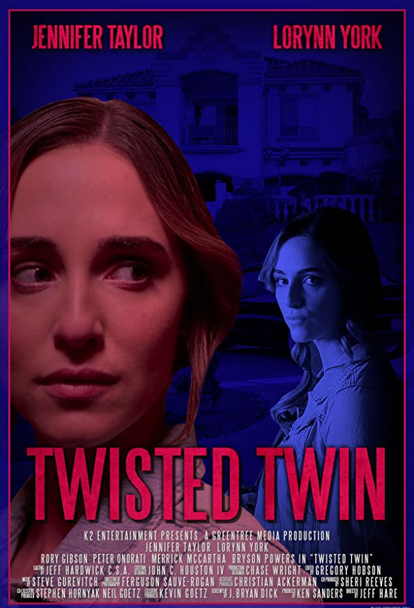 Twisted Twin kapak