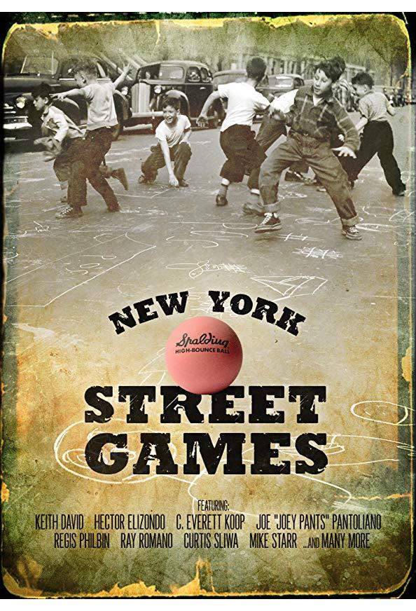 New York Street Games kapak
