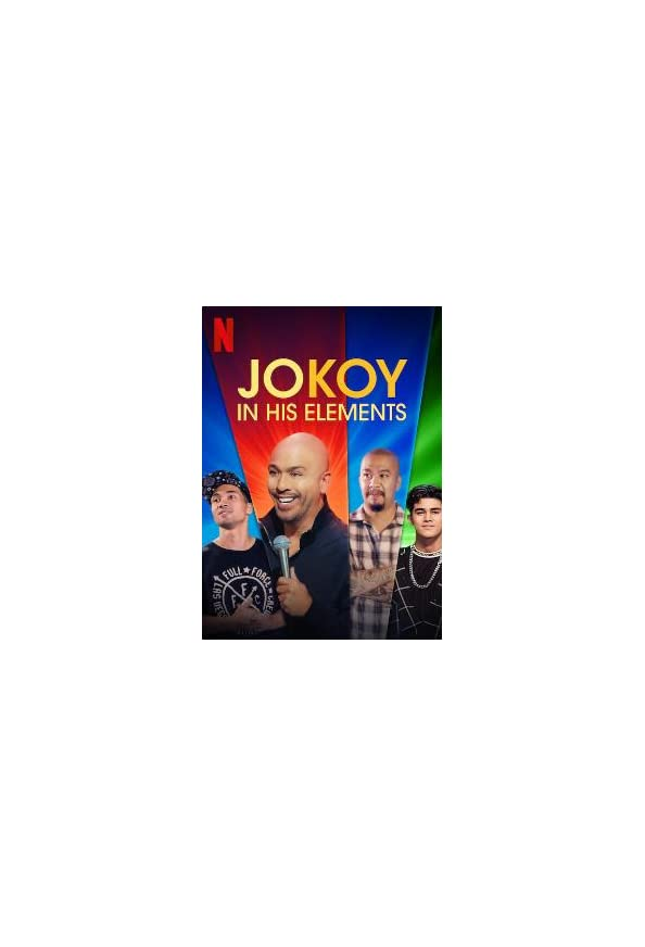 Jo Koy: In His Elements kapak