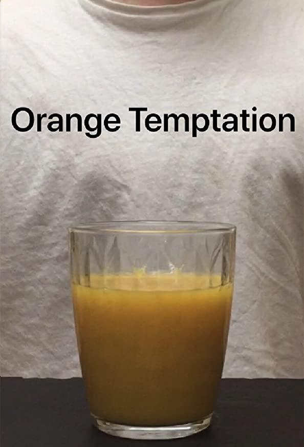 Orange Temptation kapak