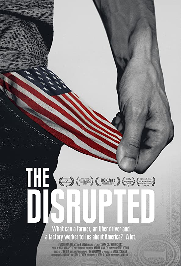 The Disrupted kapak
