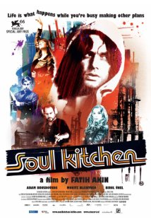 Soul Kitchen kapak