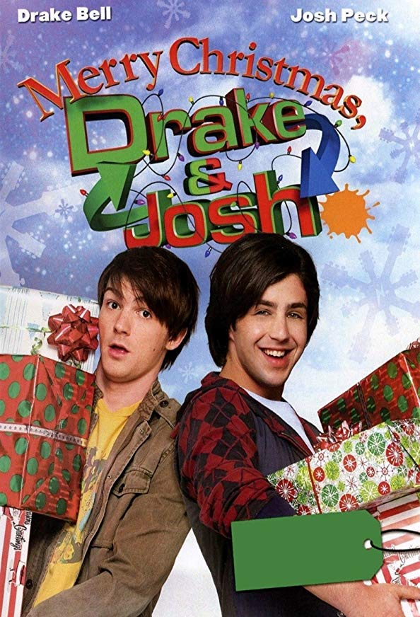 Merry Christmas, Drake & Josh kapak