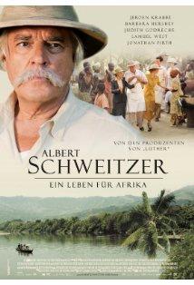 Albert Schweitzer kapak