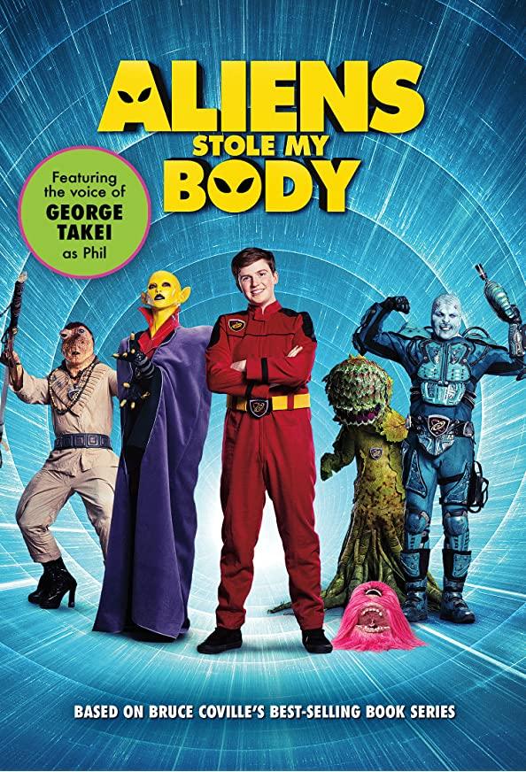 Aliens Stole My Body kapak