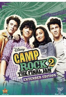 Camp Rock 2: The Final Jam kapak