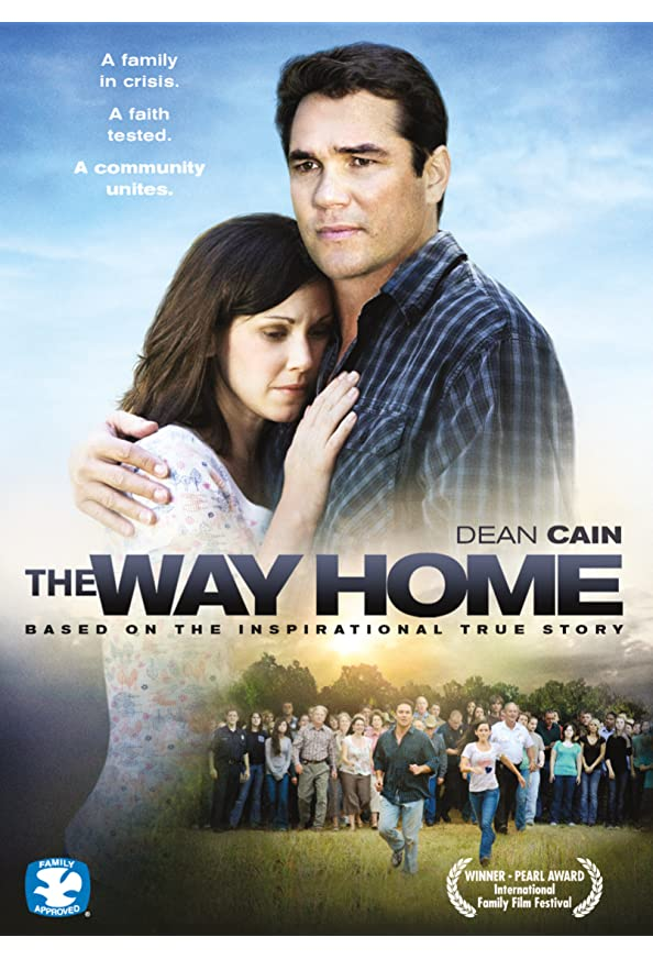 The Way Home kapak