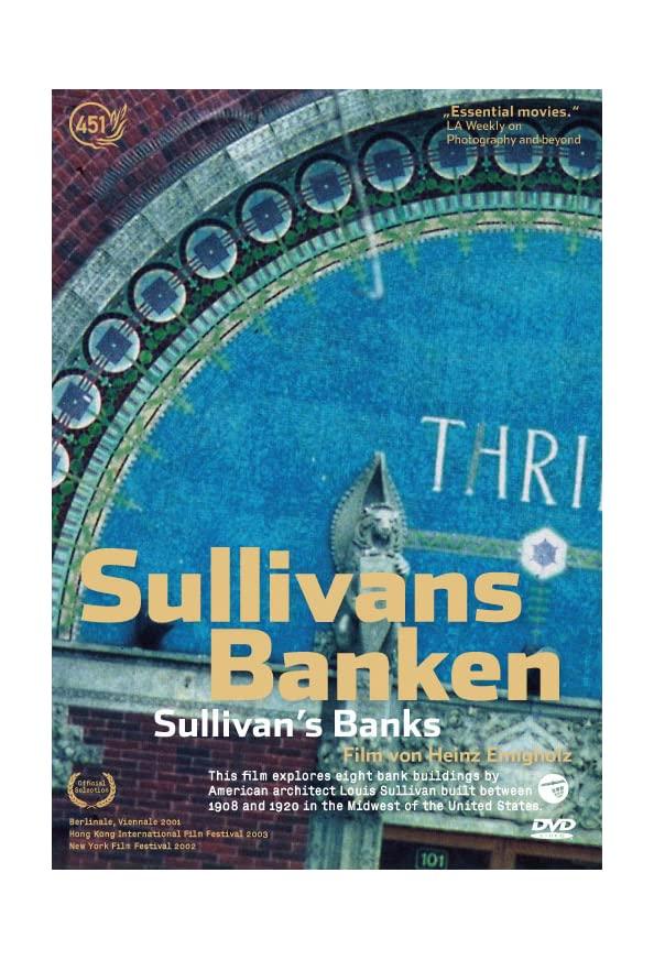 Sullivan's Banks kapak