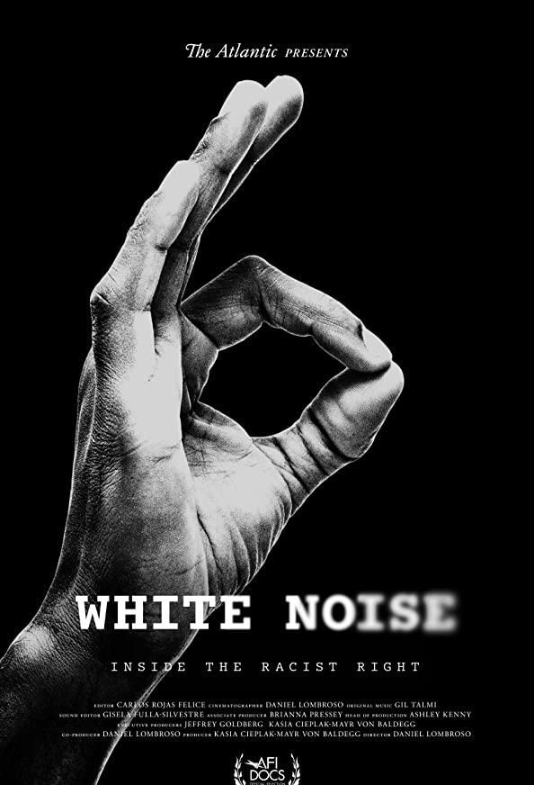 White Noise kapak
